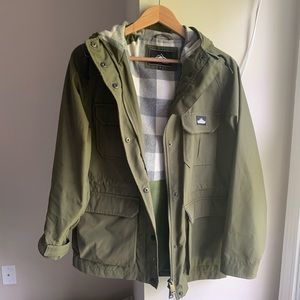 Madewell X Penfield Kasson Jacket